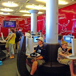 Интернет-кафе Среднеуральска