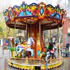 Парки культуры и отдыха Среднеуральска