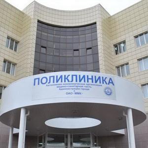 Поликлиники Среднеуральска