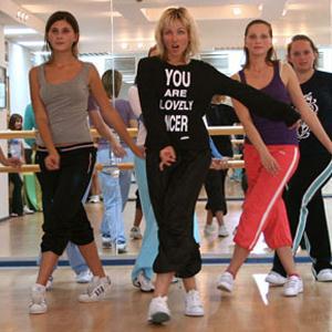 Школы танцев Среднеуральска