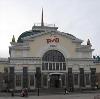 Железнодорожные вокзалы в Среднеуральске