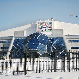 Спортивные комплексы Среднеуральска