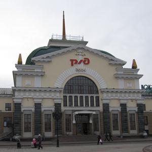 Железнодорожные вокзалы Среднеуральска